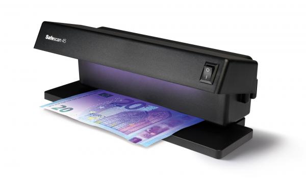 Safescan 45 UV Geldscheinprüfer