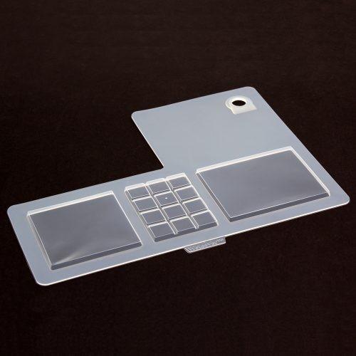 Tastaturabdeckung für NR-510 Hub