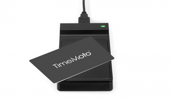 TimeMoto RF-150 USB-RFID-Leser