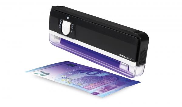 Safescan 40H Mobiler UV Geldscheinprüfer