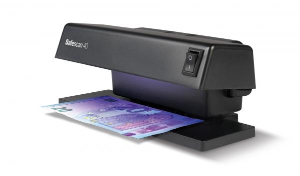 Safescan 40 UV Geldscheinprüfer
