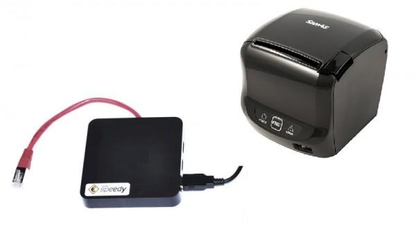 Bundel Speedy-Druckserver & Giant 100