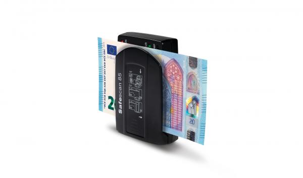 Safescan 85 Mobiler Geldscheinprüfer