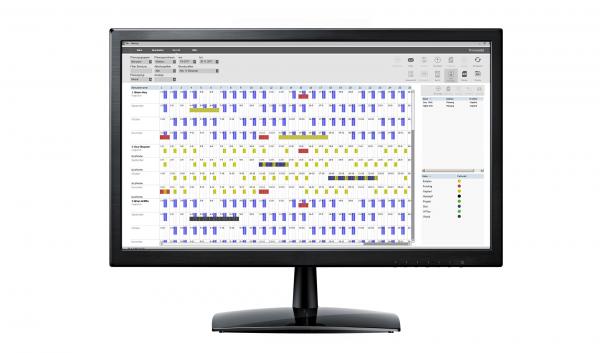 TimeMoto PC Plus Software für WINDOWS/PC